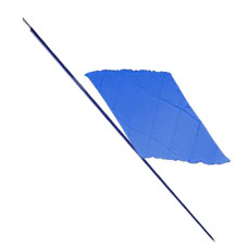 Silk to Appearing Cane, Blue,Metal