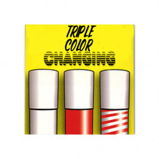 Triple Color Changing Cane,Candy